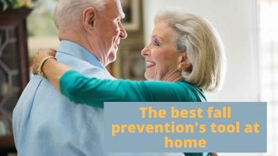 The best fall prevention's tool for at home