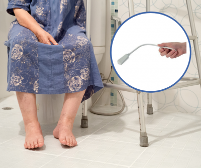 A Bottom Wiper: how can it help a bariatric user?