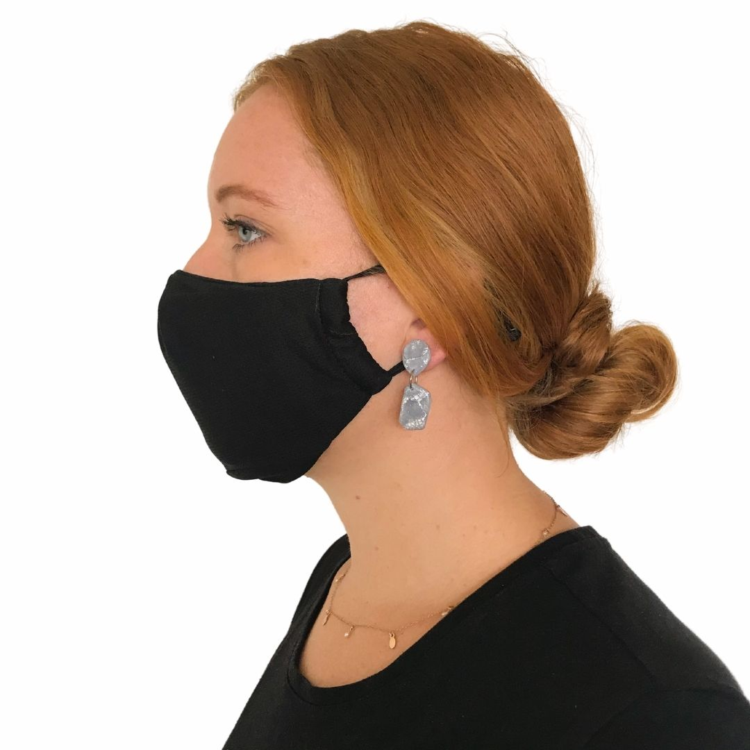 Perfect fit of Dr Hoffmann Washable Copper Filter Face Mask_bettercaremarket